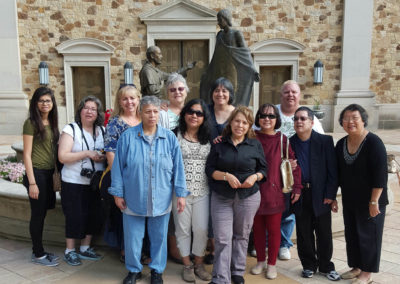 WI 2015 Pilgrims of Our Lady of Guadalupe